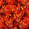 [ширина 0.5m] печати Aqua пленки пленок печатание перехода воды картин пламени прибытия Tsautop пленка Tskl010 печатание новой гидрографической гидро