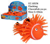 Lustiges blinkendes Clownfish Jo-Spielzeug