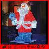 Allumer le père se levant de Noël de décoration de LED