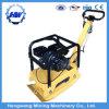 Газолин/тепловозный конкретный Vibratory Compactor плиты