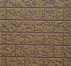 surface gravée en relief par faisceau en métal de mousse d'unité centrale de 16-20mm pour l'isolation et la décoration de mur
