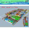 Cour de jeu d'intérieur d'enfants de cour de jeu de prix usine de cour de jeu (H14-0916)