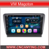 Zuivere Android 4.4 Car GPS Player voor VW Magoton met A9 cpu 1g RAM 8g Inand 10.1  GPS Bluetooth van Capacitive Touch Screen (advertentie-1130)