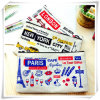 Tissu Canvas Pencil Bag pour Promotion