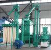 автоматическая линия лепешки биомассы 300-2000kg/H