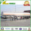 3 Axle 50000L топлива топливозаправщика трейлер Semi