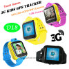 3G WiFi Screen-moderne Kinder GPS-Verfolger-Uhr (D18)