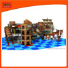 Usato Pirate Ship Indoor Playground Equipment in vendita
