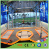 Popular Indoor Sport Trampolín Parque en Venta