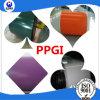 0.14mm-0.8mm) Le lamine di metallo d'acciaio PPGI hanno galvanizzato l'acciaio/la bobina d'acciaio ricoperta colore