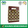 Bolsa de papel modificada para requisitos particulares impresión caliente del regalo de Cmyk de la venta