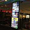 Diodo emissor de luz Menu Board para The Advertizing Picture Frame