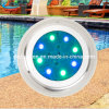 304 Steel di acciaio inossidabile Waterproof LED Underwater Light per la piscina