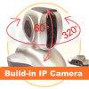 Движение обнаруживает камеру IP с строить-в сервером (TU-IP101)