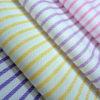 CVC tessuto della camicia dell'abito dell'uomo del cotone del poliestere della banda