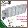 Lámpara de calle mencionada del poder más elevado 150W LED de la UL Dlc