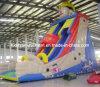Diapositiva inflable gigante para el parque de los cabritos