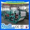 Ceinture filtre-presse dans l'industrie minière ( DY1000 )