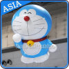 Celebration DayのためのInflatableカスタマイズされたAdvertizing Cat Shape Printed Helium Cartoon Balloon