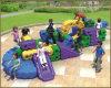 Строительные блоки и спортивная площадка уникально детей Kaiqi модульные Toys (KQ50129E)