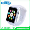 Bluetooth Smart Watch voor Ios en Android met Touch Screen Mtk6260A Smartwatch Synchronization met Phone SIM
