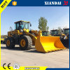Maquinaria de construcción Xd950g cargador de la rueda de 5 toneladas