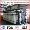 Impianto di per il trattamento dell'acqua industriale del RO di uF