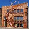 Di legno come i pannelli di parete di alluminio/pannello architettonico dell'alluminio del metallo