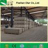 Tarjeta del silicato del calcio de la tarjeta del cemento de la fibra--El panel de la partición para el edificio