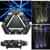LED 9PCS RGBW 4in1 Spider Beam Light