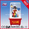 2015 Goedkoop verkoop de Transparante Decoratie van Kerstmis van het Geval Sneeuwende