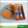 Cutlery inoxidable pour Family Use Stainless Steel Cutlery Set