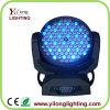 lumière mobile d'étape de la tête DEL de la haute énergie 108X3w