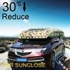 Couverture d'écran protecteur de Sun d'avant de véhicule de pente de dessus de prix usine de Sunclose Chine