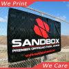 PVC 비닐 기치를 인쇄하는 풀 컬러 디지털을 광고하는 옥외 관례
