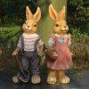Coelho do coelho de Easter para a decoração