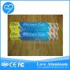 판매를 위한 안전한 음식 포장 부엌 사용 알루미늄 호일 Rolls