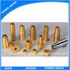 黄銅CNCの回転機械化のペンの部品
