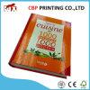 El café barato del precio de la alta calidad se divierte la impresión del libro de Hardcover del alimento