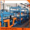 Cadena de producción del panel de emparedado de las lanas de roca