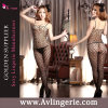 Fourche ouverte Bodystockings (KS14-044) de Fishnet sexy noir