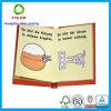 Libro inglés de la historia de la tarjeta de la impresión del fabricante de China