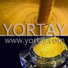 Polvo del pigmento de la perla del oro para la impresión de tinta de marcado en caliente del plástico