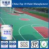 Hualong bunte starke Weatherability-Fußboden-Farbe
