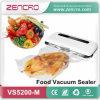 Empaquetadora portable del vacío del acondicionamiento de los alimentos del fabricante de China