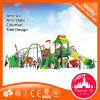 Design de gran alcance Children Outdoor Playground con Sliding Boards