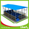 Neues Popular Outdoor Trampoline Bed mit Roof