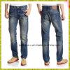 Klassische Mens-Indigo-Freizeit-Jeans