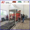 Vollautomatische hydraulische hohle Betonstein-Straßenbetoniermaschine, die Maschine herstellt