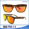 Солнечные очки ацетата способа высокого качества Handmade поляризовыванные силуэтом для людей